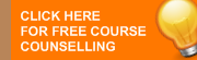 Click here for free course counselling