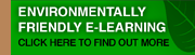 Environmentally friendly e-learning